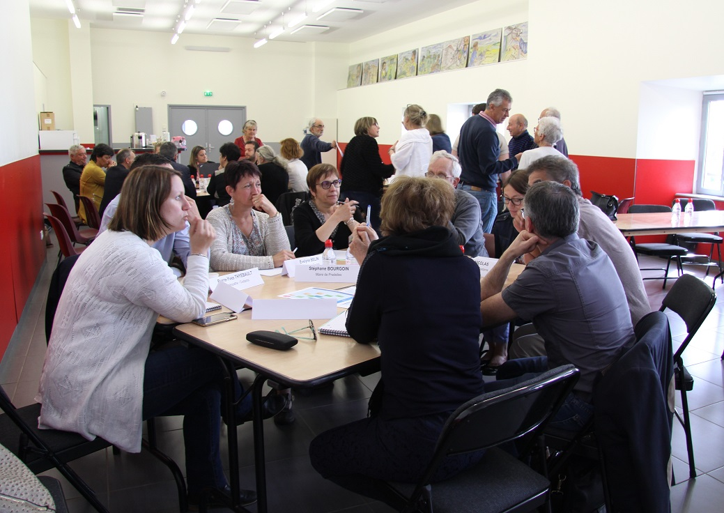 Le premier séminaire professionnels de santé/élus ce samedi 2 juin au Bouchet Saint Nicolas
