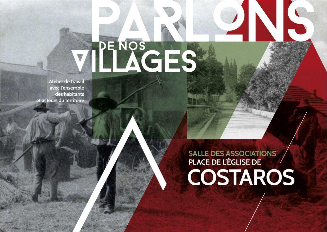 « Parlons de nos villages »