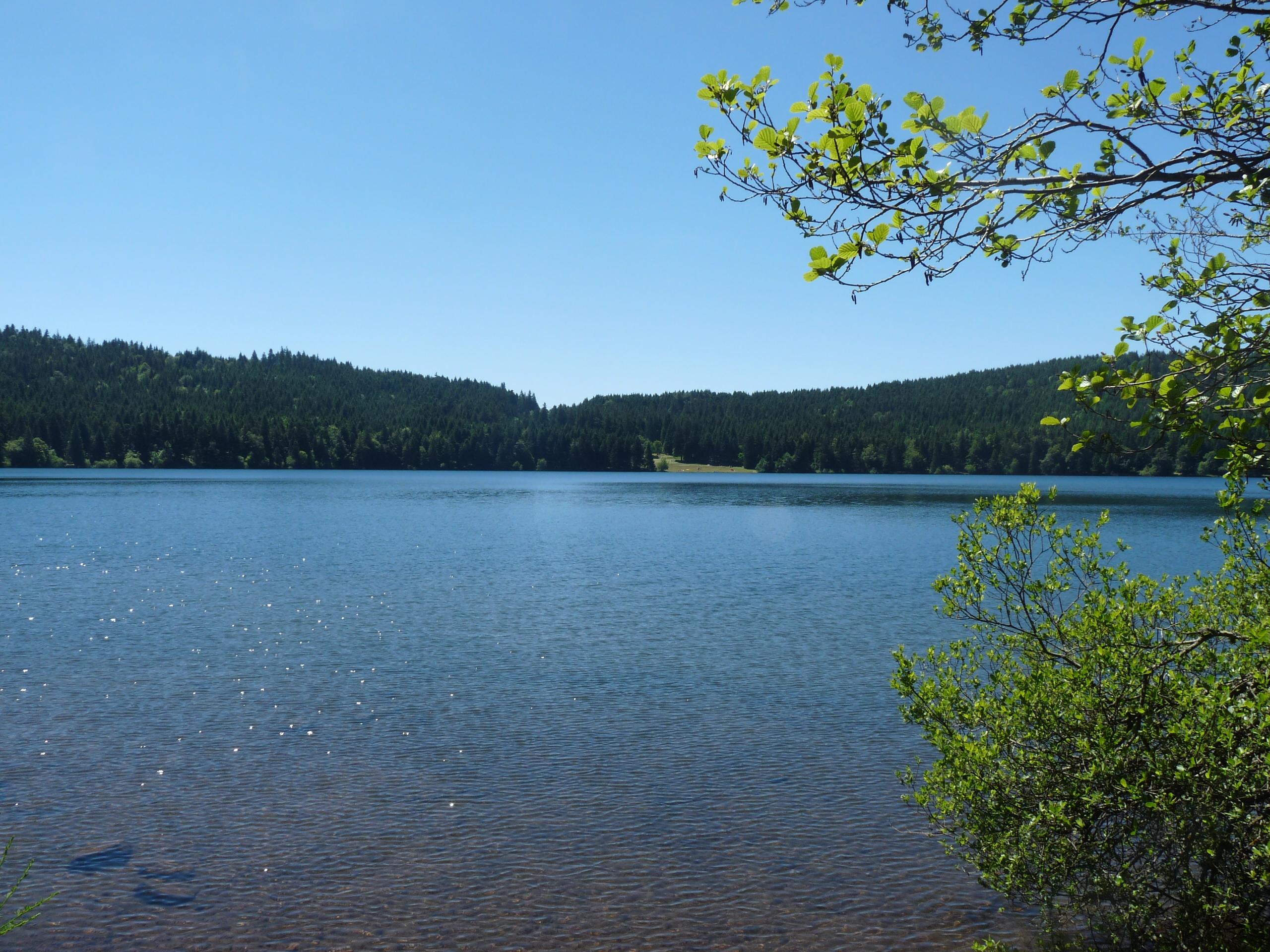 Programme d'animations estivales au lac du Bouchet