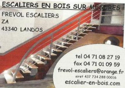 FREVOL ESCALIER / LANDOS